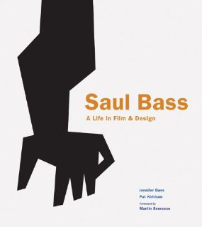 Saul Bass book cover