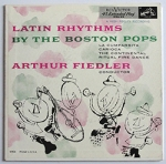 "My copy of The Boston Pops' ""Latin Rhythms"" EP"
