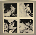 Picture sleeve for The Rolling Stones' promo EP