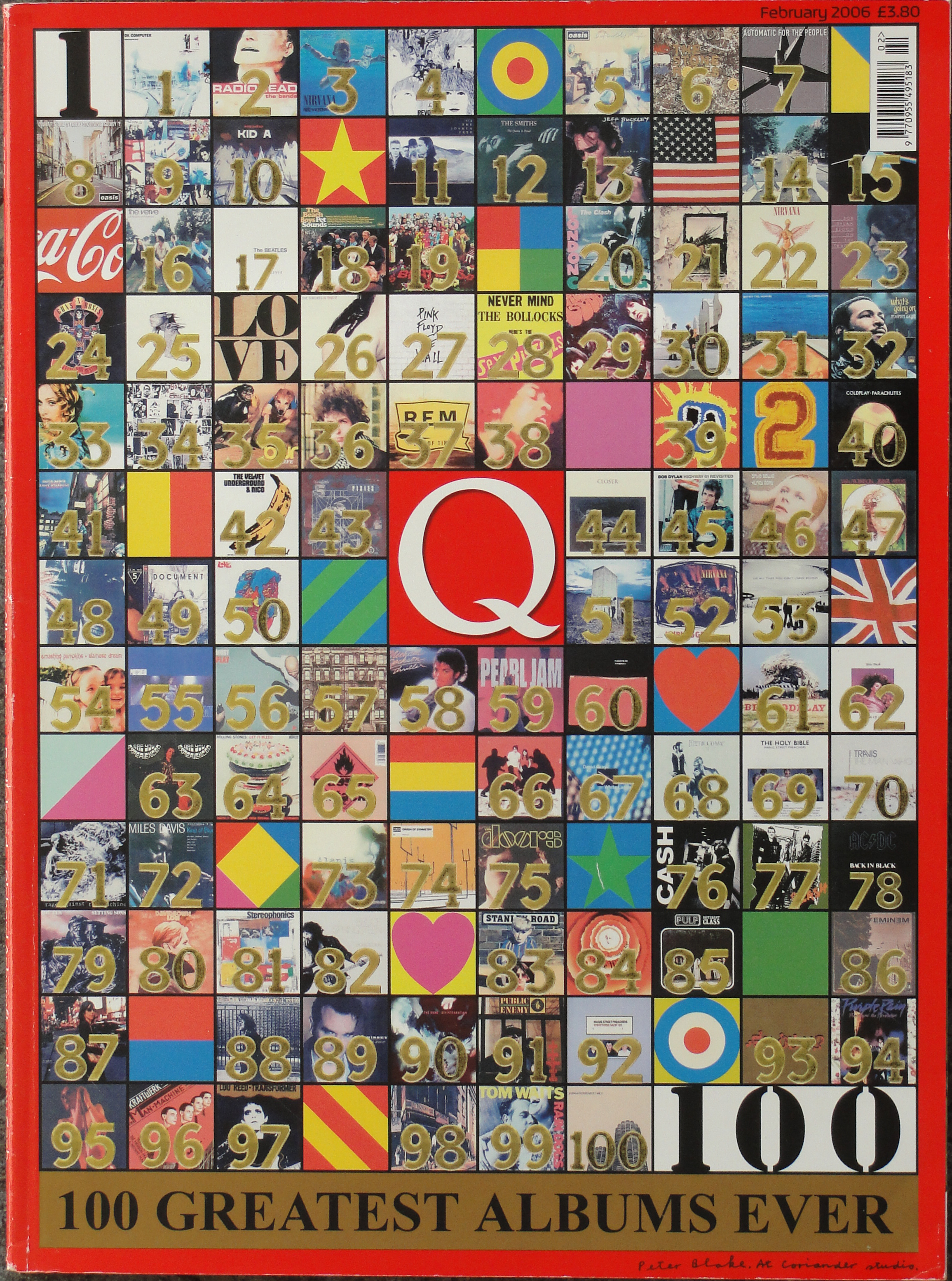 The 500 Greatest Albums Of All Time 1001  NME
