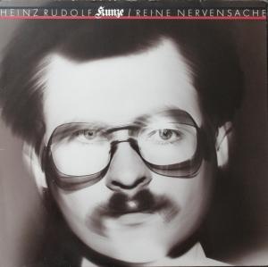 """Heinz Rudolf Kunze's """"Reine Nervensache"""" LP"""