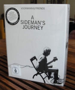 "The box set of ""A Sideman's Journey"""