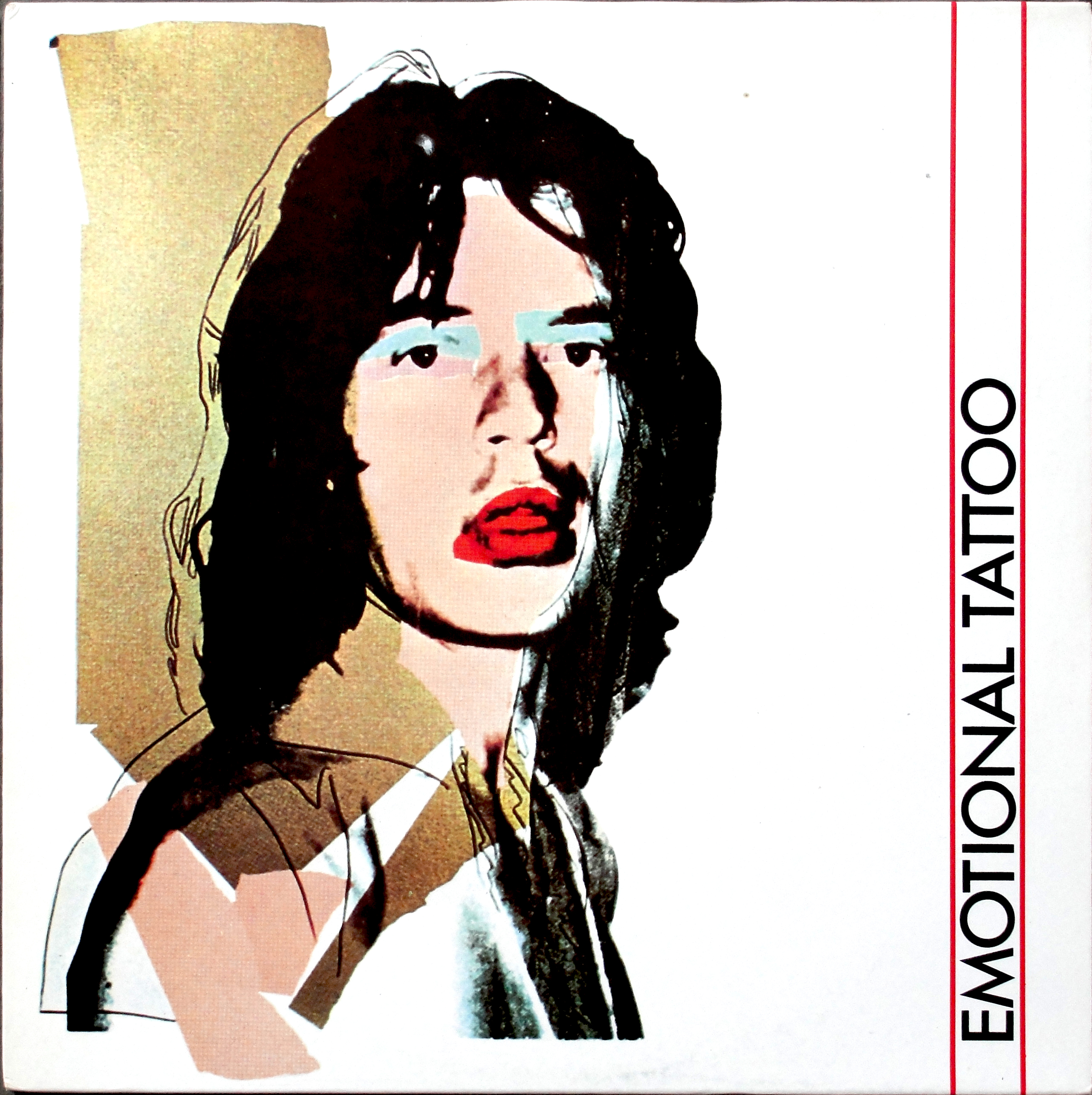 """The Rolling Stones' """"Emotional Tattoo"""" bootleg album with"""