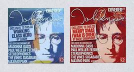 John Lennon Covered #1 and #2.
