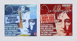 John Lennon Covered #1 and #2.