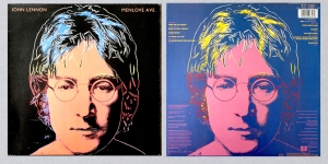 """Menlove Ave"" LP front and rear art."