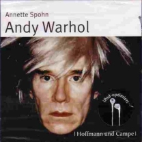 Annette Spohn's Warhol biography in German.