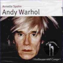 Annette Spohn's Warhol biography in German.