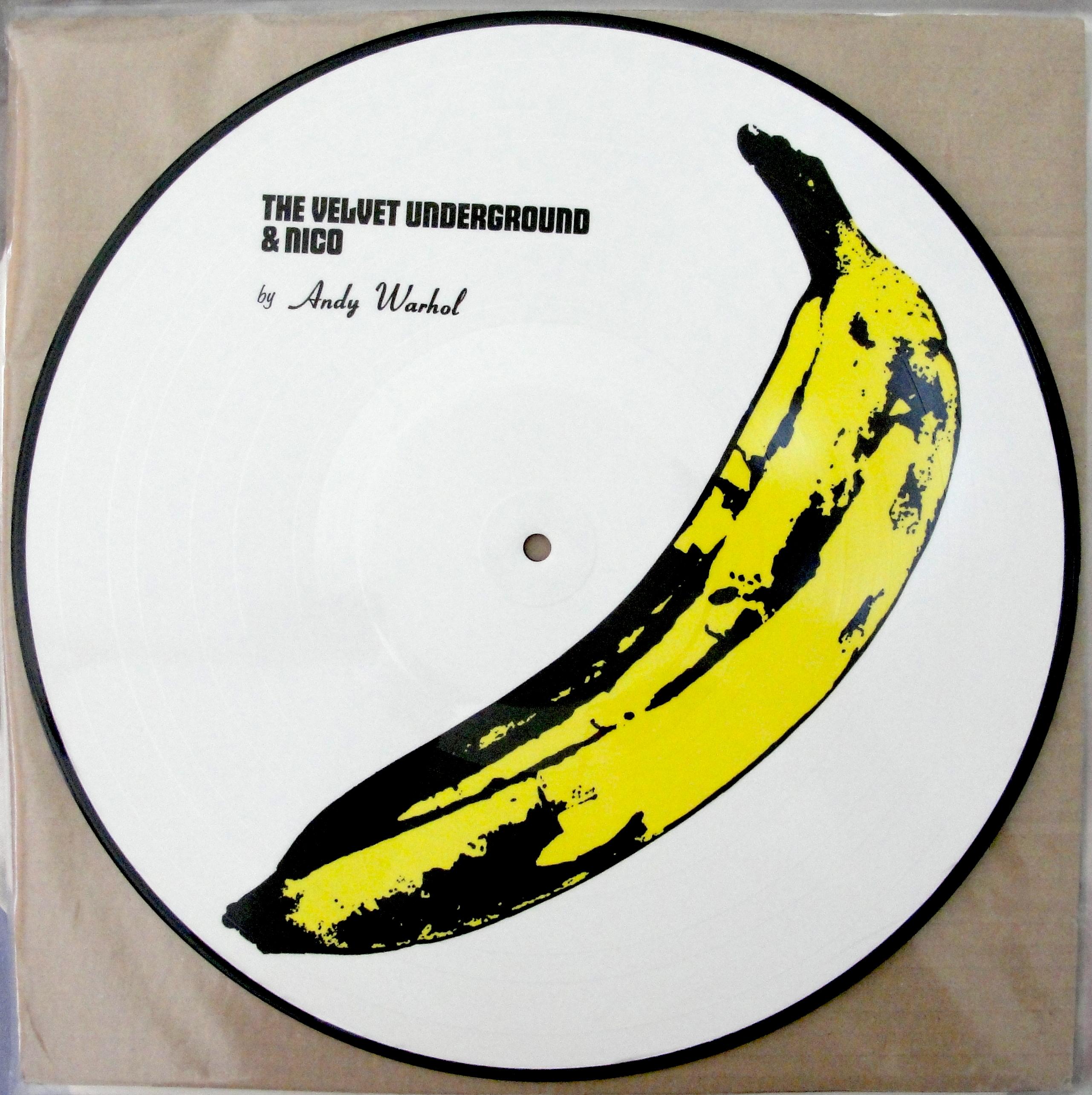 The Velvet Underground Amp Nico Album Cover Recordart