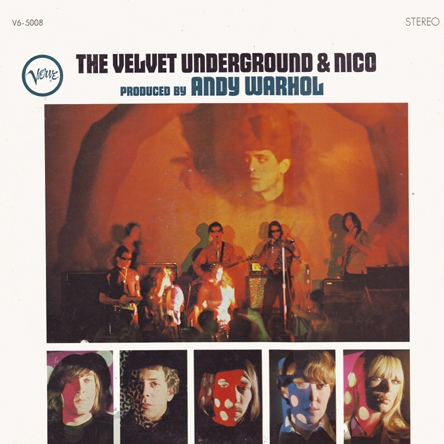 The Velvet Underground Amp Nico Album Cover Recordart