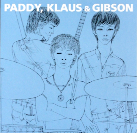 Paddy, Klaus & Gibson's 10
