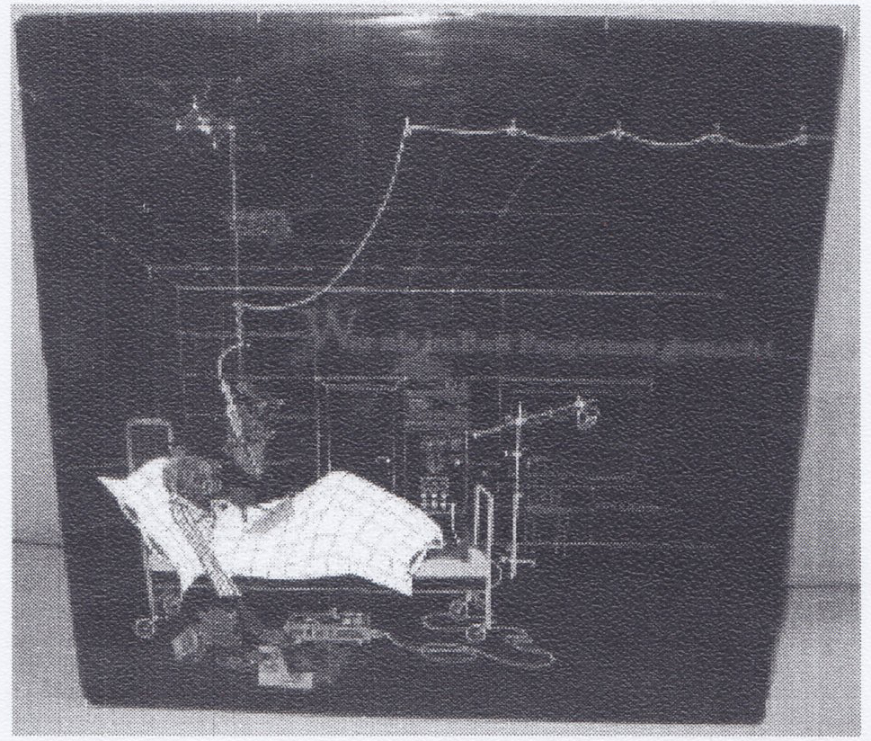 The cover of Klaus Voormann's early Jazz LP
