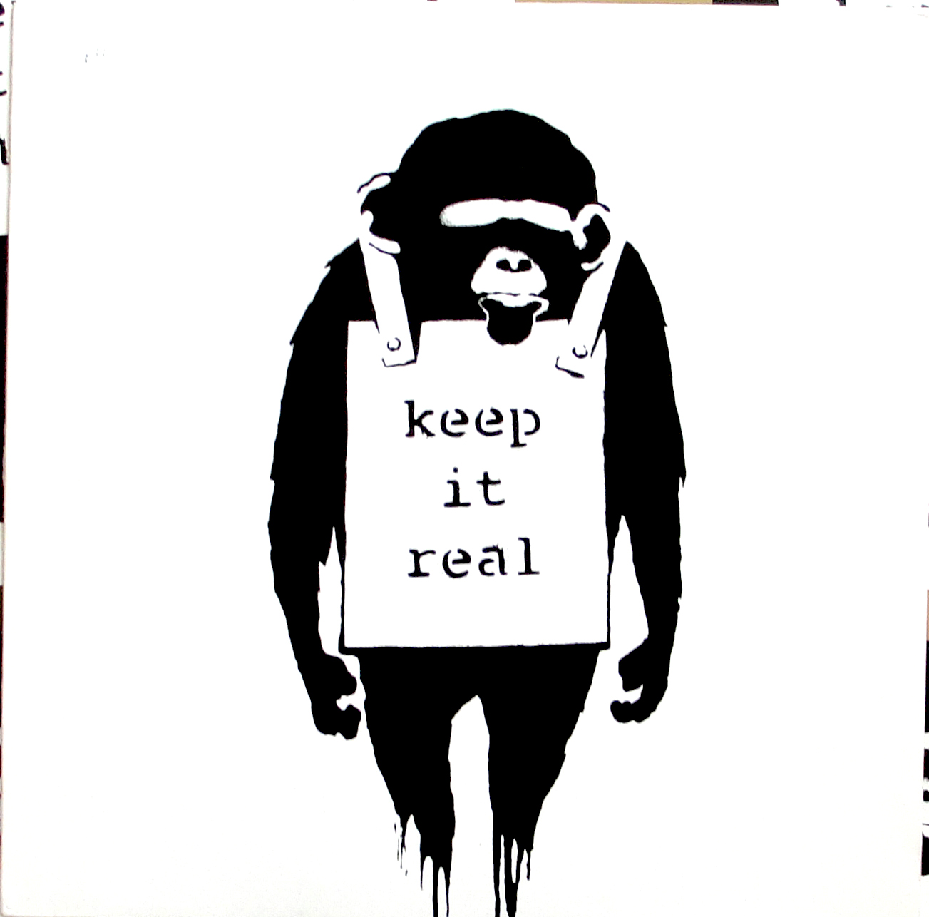 Keep It Real-test press