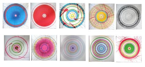 Ten Hirst Spins
