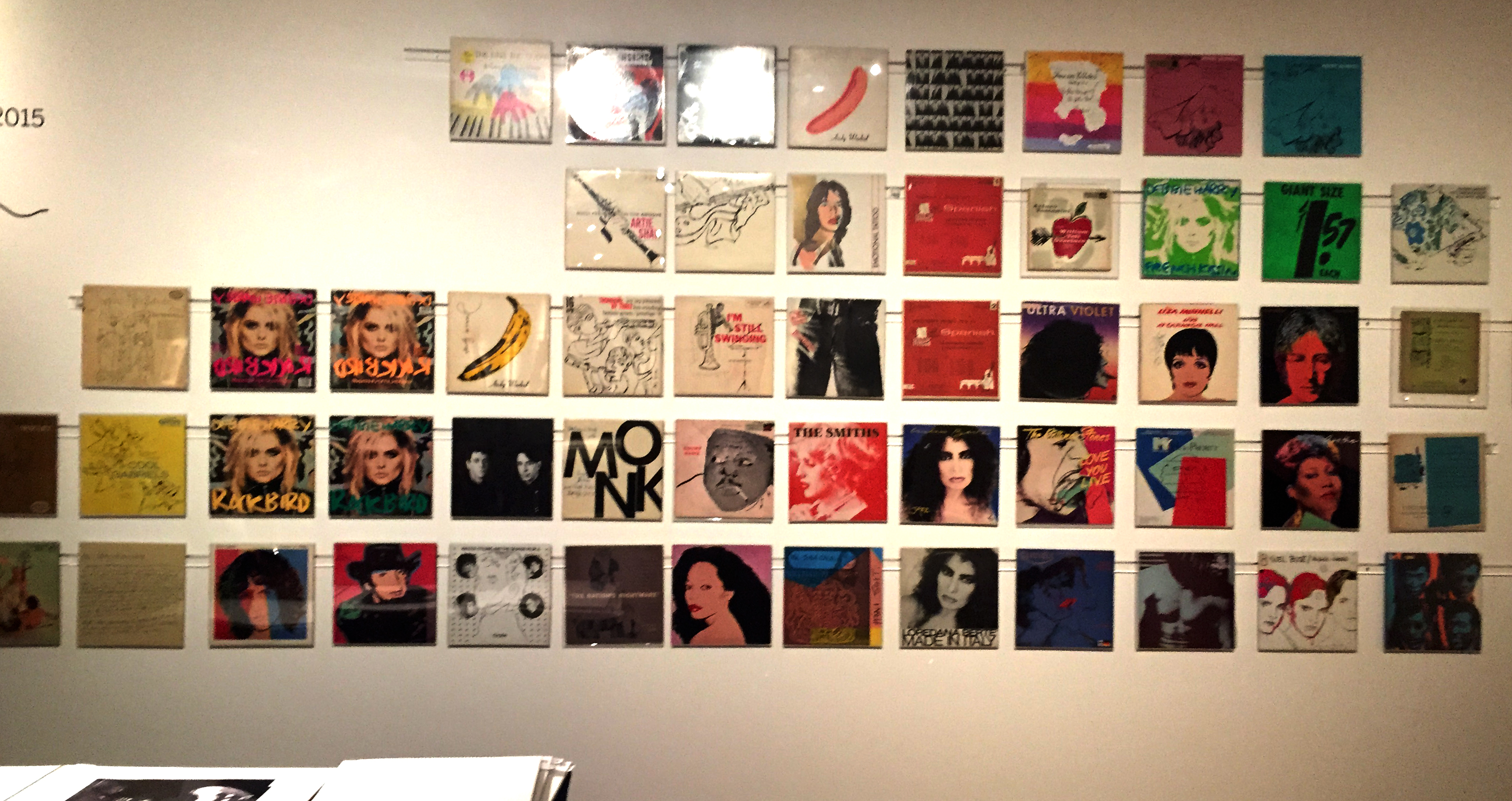 Didier Calvo's Warhol Collection, Sotheby's.