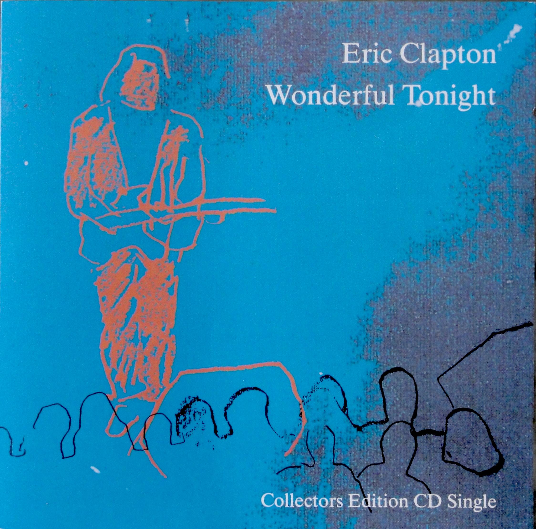 Wonderful Tonight Collectors CD-fr