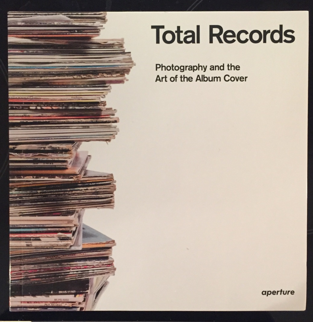 """The cover of the """"Total Records"""" book."""