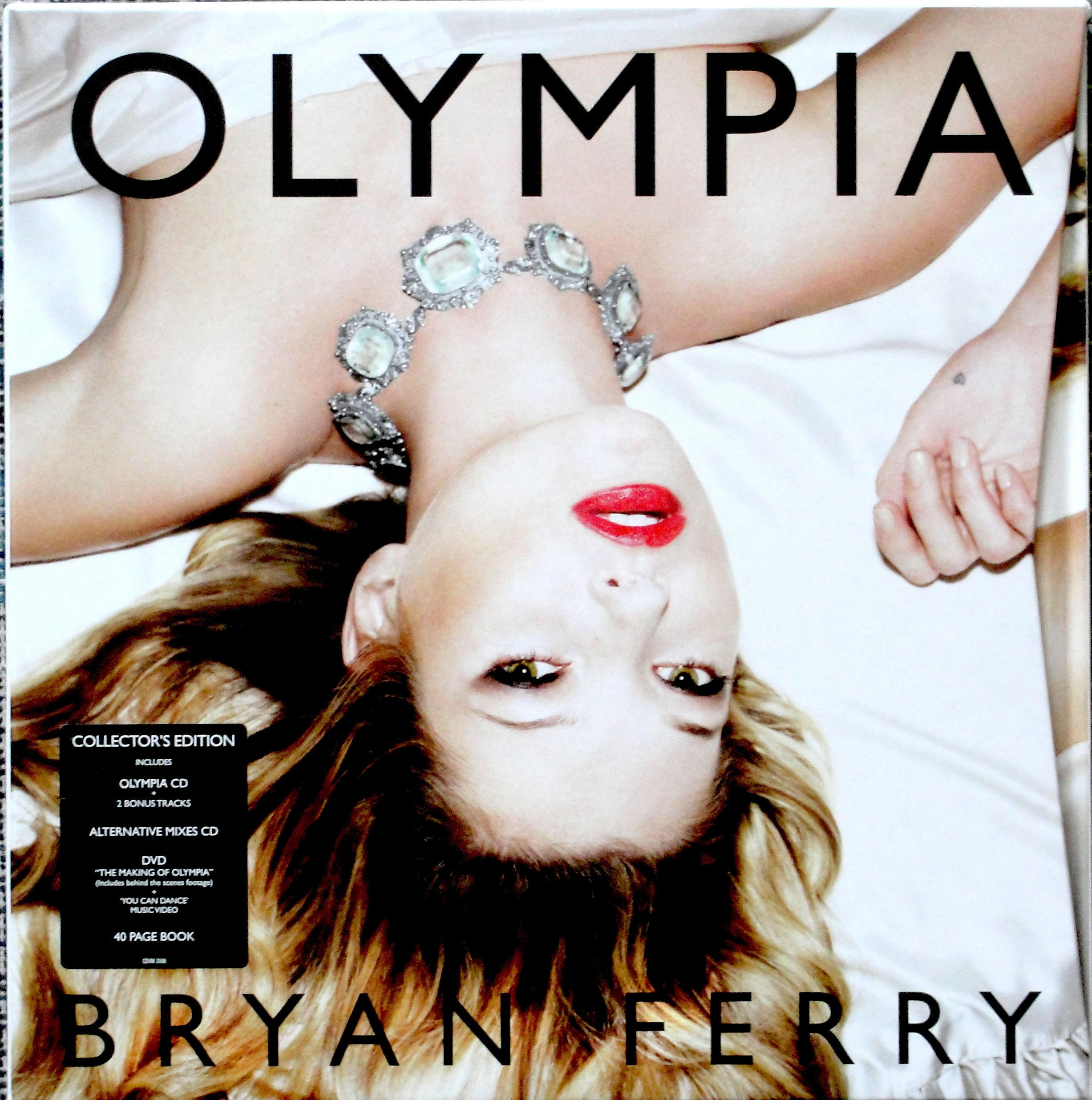 Olympia box-fr complete