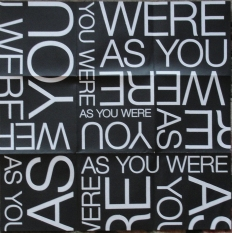 As You Were-CD-posterA