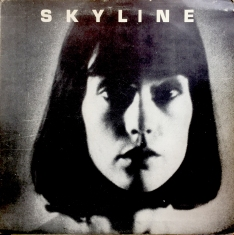"The cover of the original 1978 version of ""Skyline""."