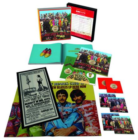 Sgt Pepper box