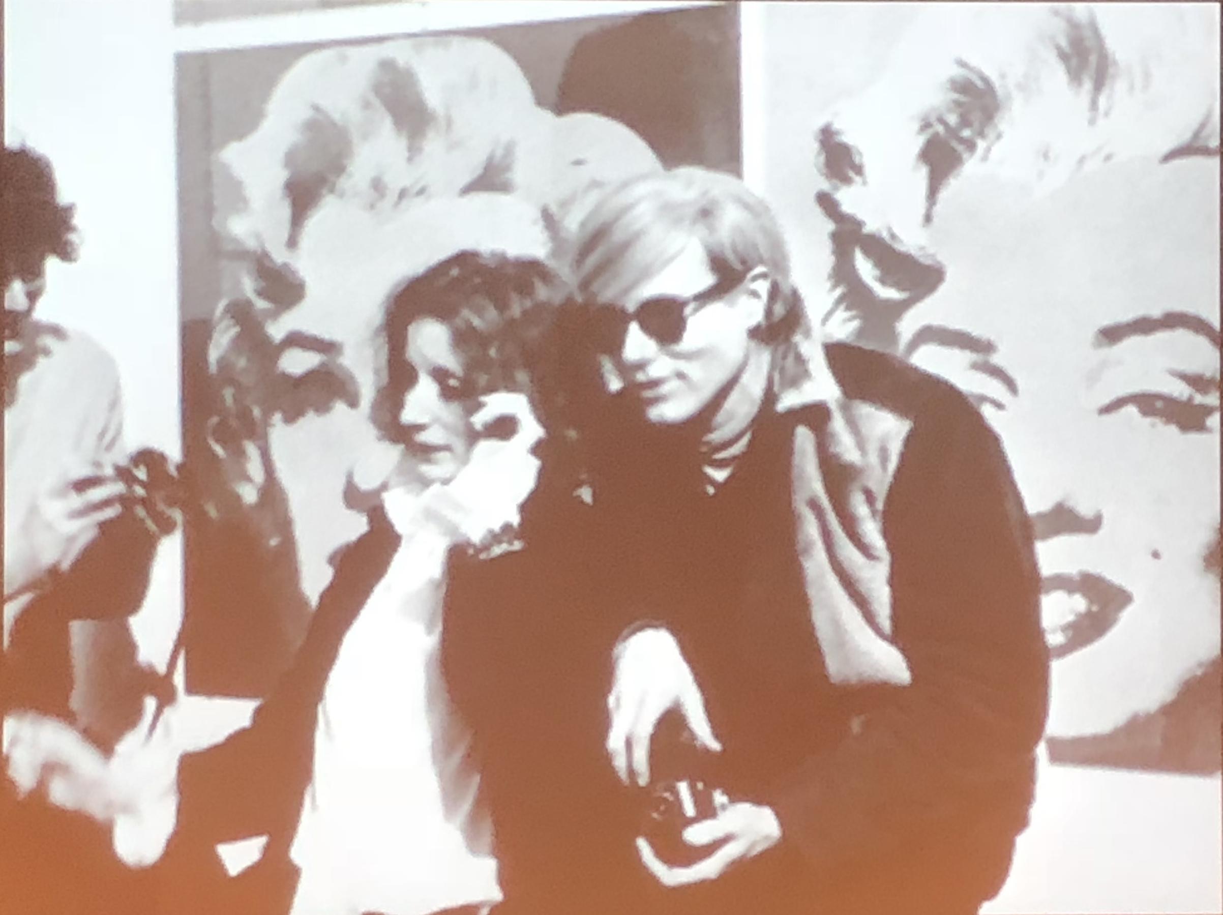 Warhol in Stockholm 1968