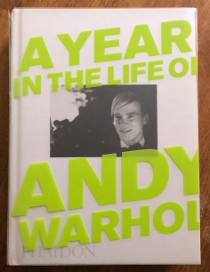 "David McCabe & David Dalton ""A Year in the Life of Andy Warhol""."