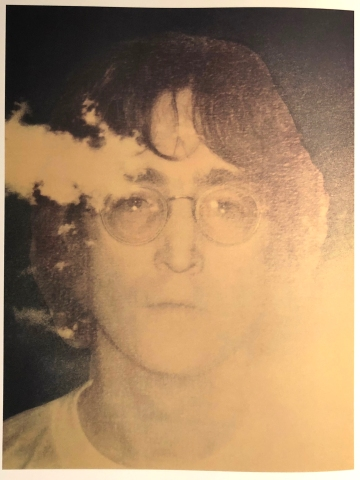 The Cover Design Of John Lennon S Imagine Album Not Warhol After All Recordart