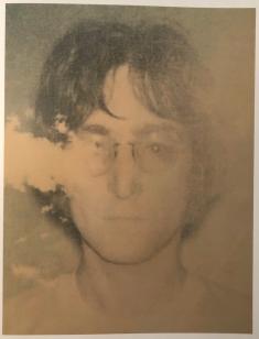 Imagine-Lennon Polaroid-2