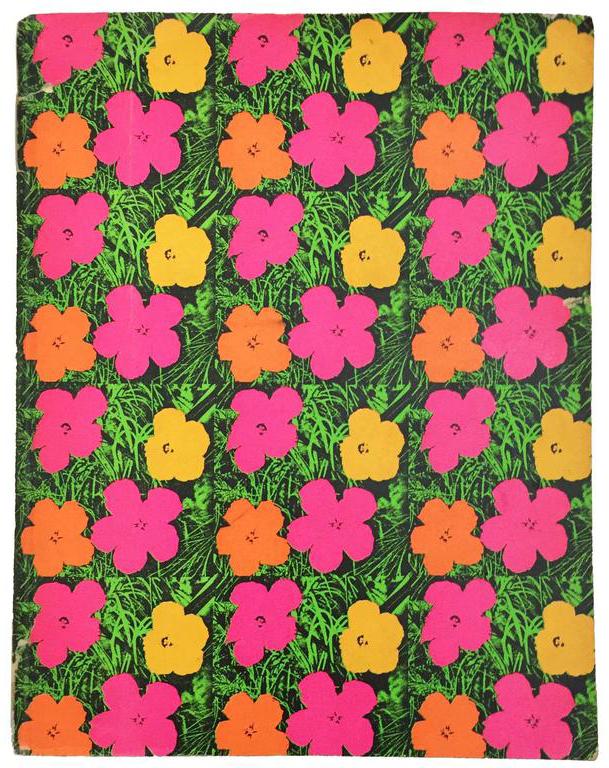 Warhol-1968 Catalogue