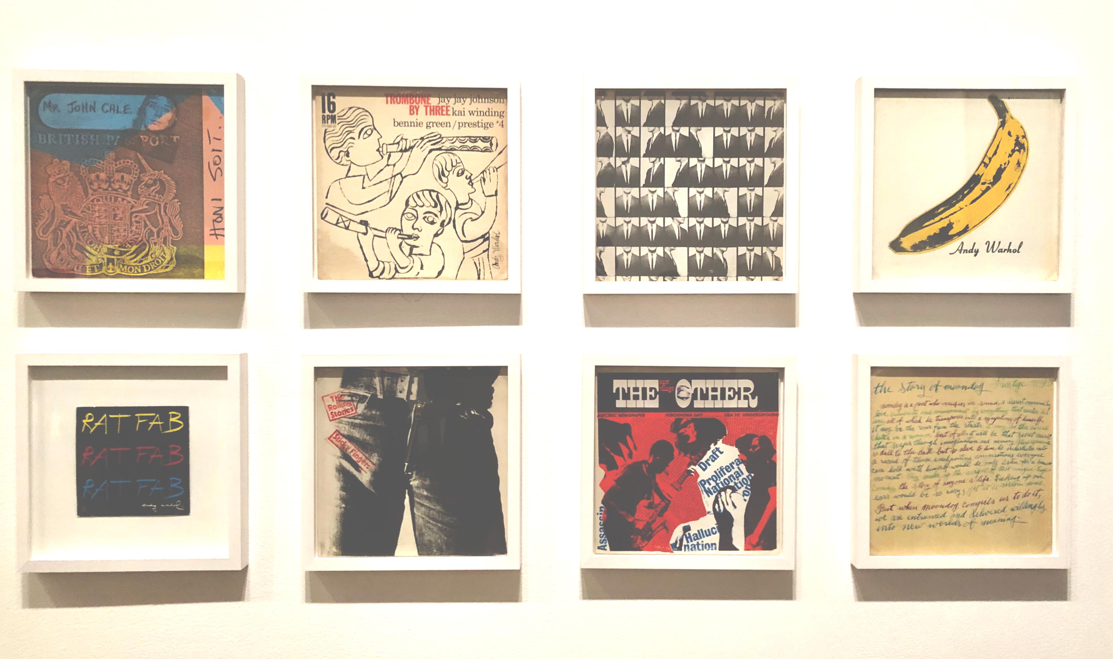 Warhol 1968-covers