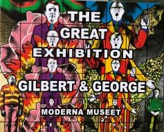 The cover of the exhibition catalogue.