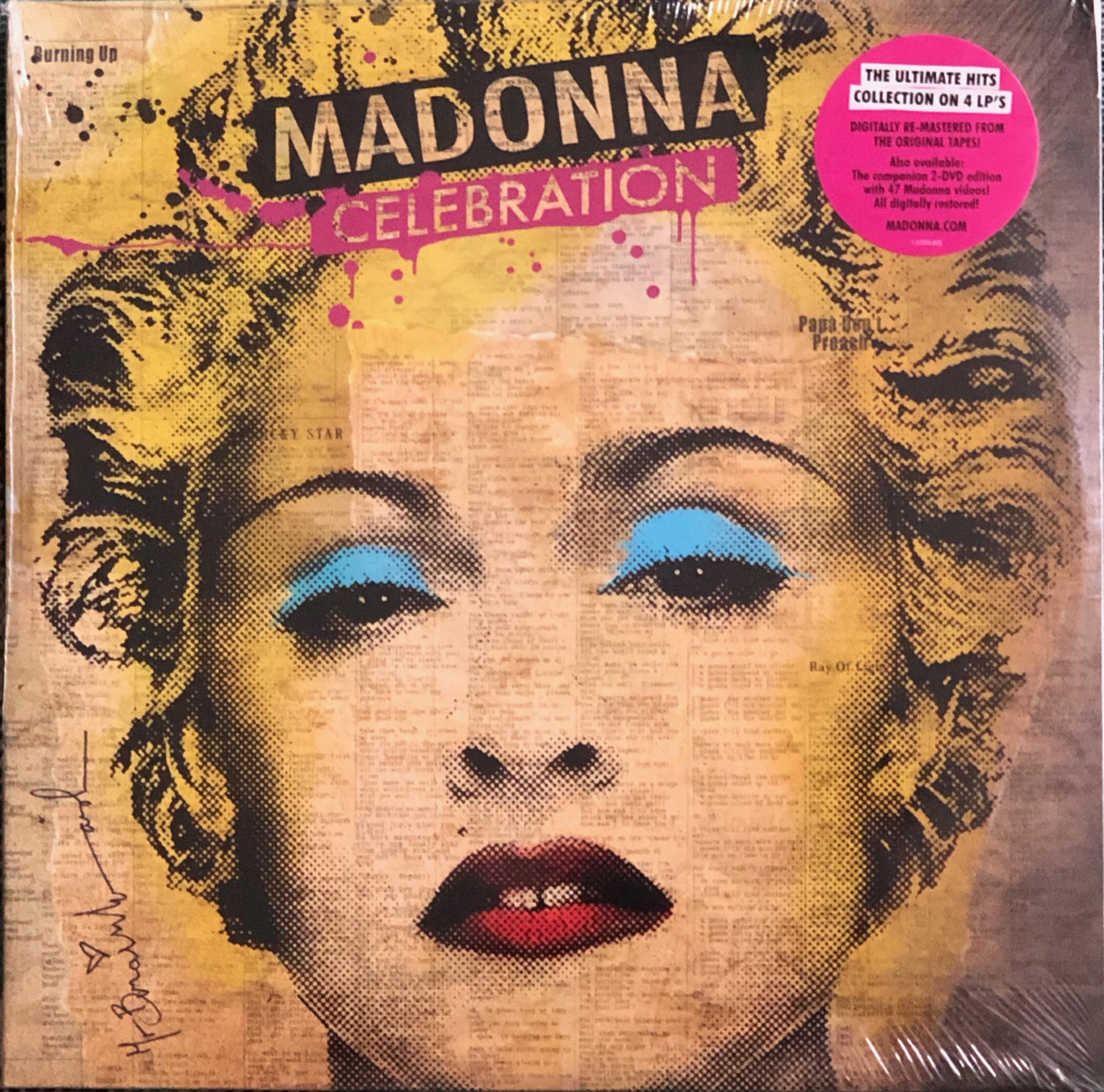 Madonna-CelebLP