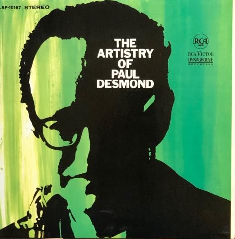 Paul Desmond-Artistry