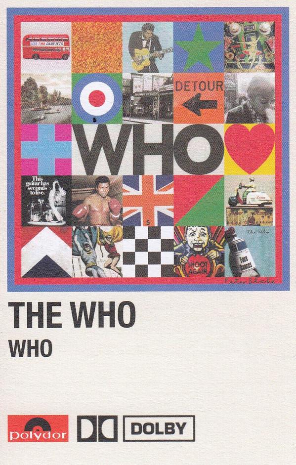 Who cassette