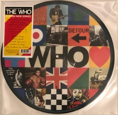 The Who-WHO picture disc.