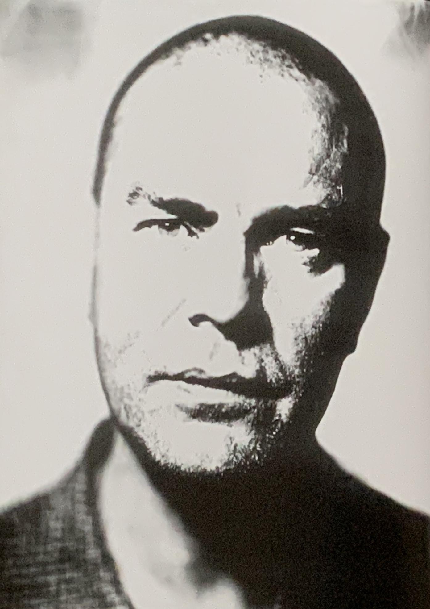 Vaughan Oliver portrait
