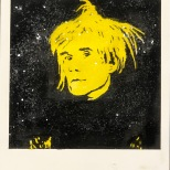 Warhol yellow