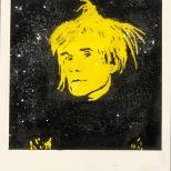 Warhol yellow